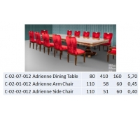 Adrienne Dining Table