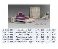 Alexa Dressing Buffet