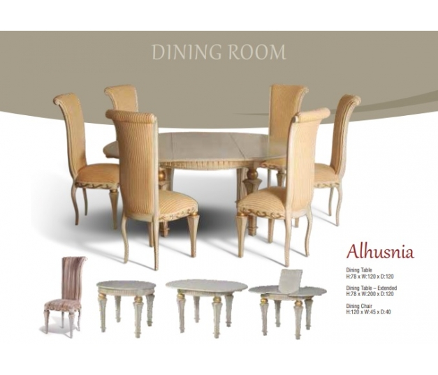 Dining chair ALHUSNIA