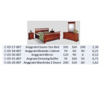 Angraini Dressing Buffet