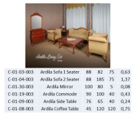 Ardila Coffee Table