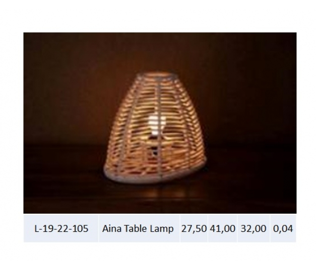 Aina Table Lamp