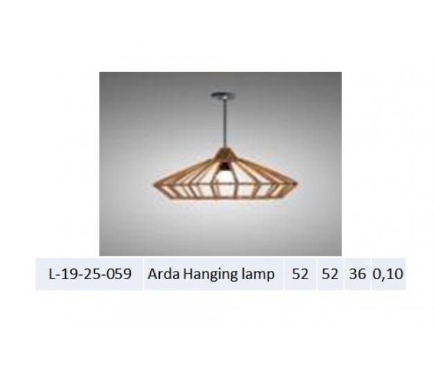 Arda Hanging lamp