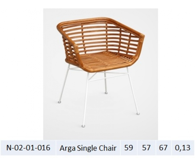Arga Single Chair