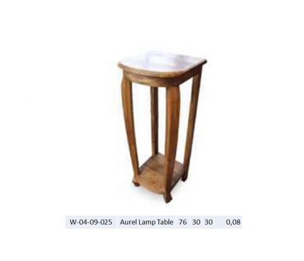 Aurel Lamp Table