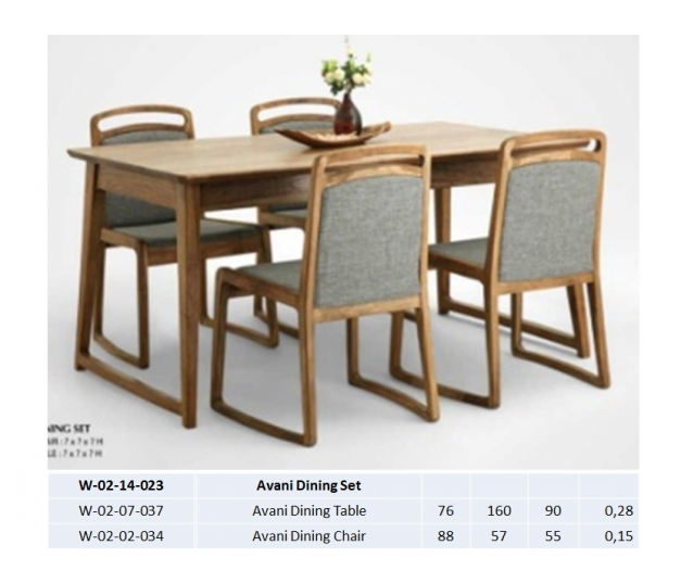 Avani Dining Table