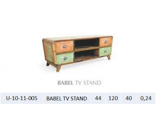 BABEL TV STAND