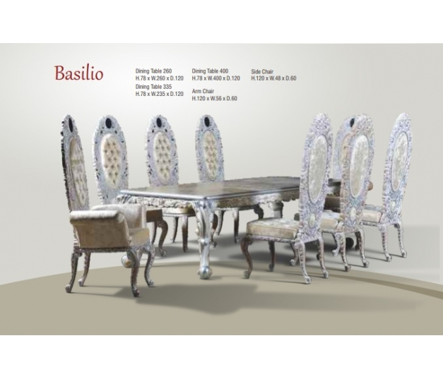 Basilio Side Chair