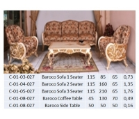 Baroco Sofa 2 Seater