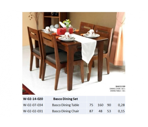 Basco Dining Table