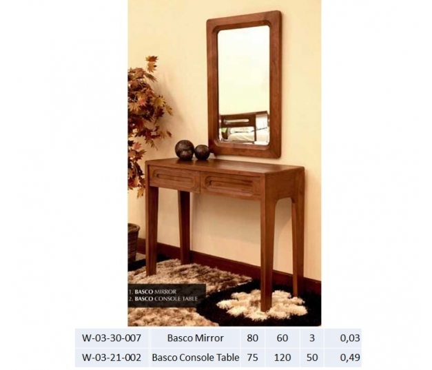 Basco Console Table