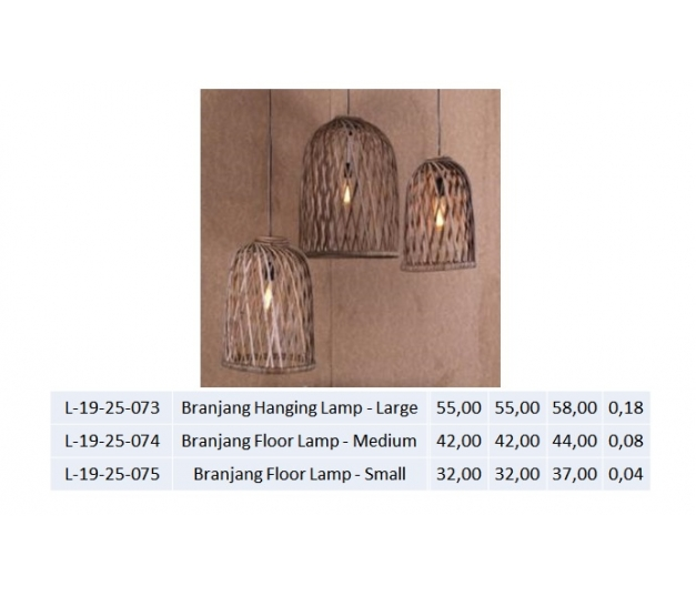 Branjang Floor Lamp - Small