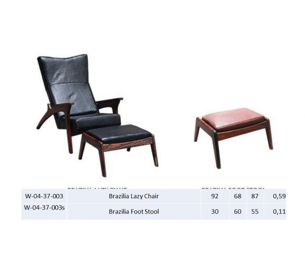 Brazilia Lazy Chair