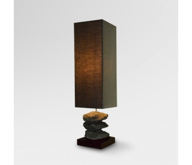 Briquette Table Lamp