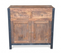 Buffet Industrial 2 Drawers