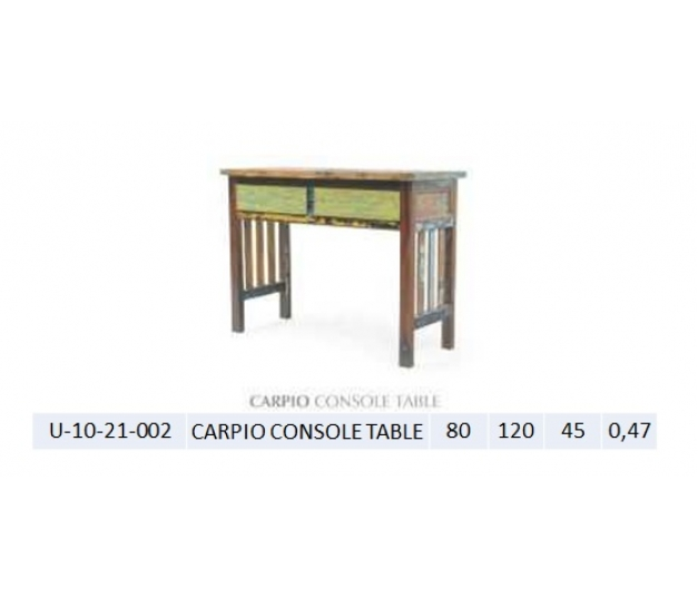 CARPIO CONSOLE TABLE