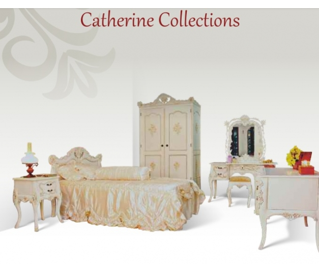 Catherine Wardrobe 2 Doors