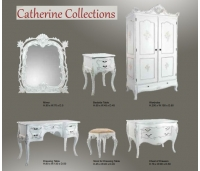 Catherine Bedside Table