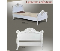 Catherine Queen Size Bed