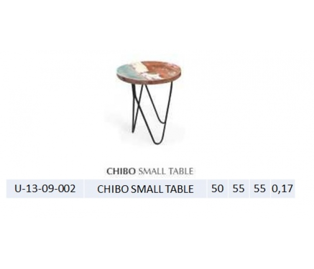 CHIBO SMALL TABLE