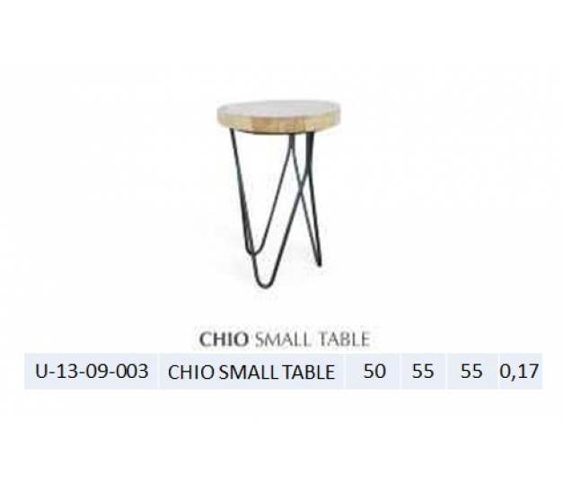 CHIO SMALL TABLE