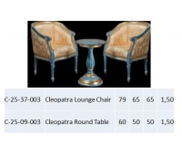 Cleopatra Round Table