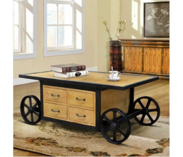 COFFEE TABLE TROLLEY ITALY