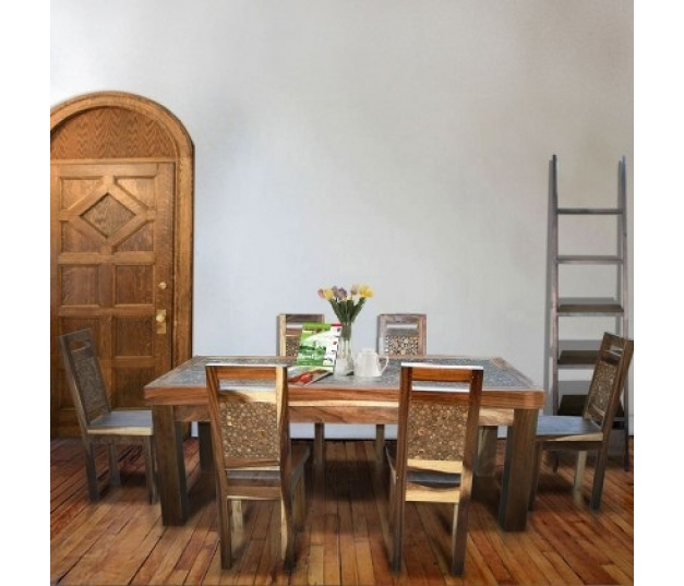 COIN DINING TABLE