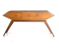 CONSOLE TABLE CAPSULE 3 DOORS