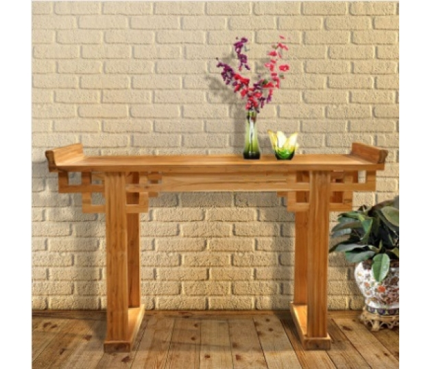 CONSOLE TABLE ORIENTAL STYLE