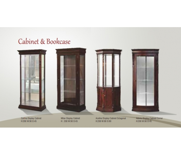 Aceline Display cabinet