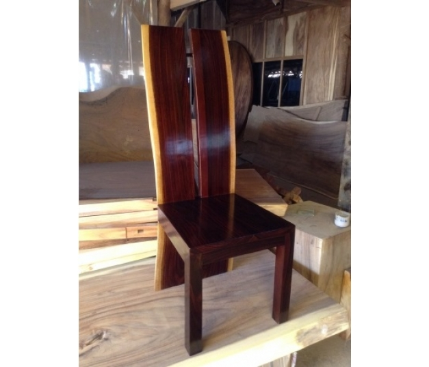 Chair rosewood