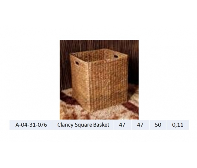 Clancy Square Basket