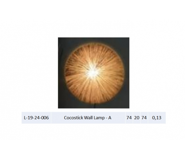 Cocostick Wall Lamp - A