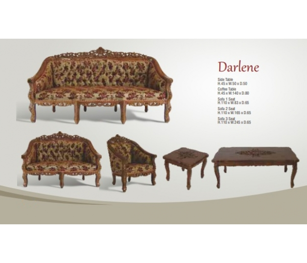 Darlene Sofa 3 Seater