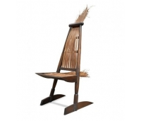 DINING CHAIR CLASSIC WITH PALM RIB