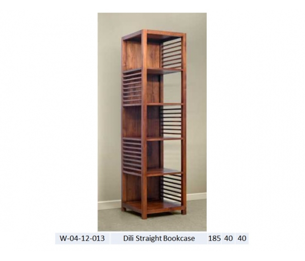 Dili Straight Bookcase