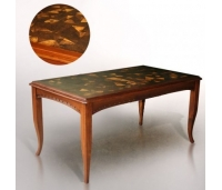 Dining Table Italy Coconut Top