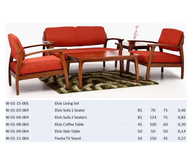 Elvis Sofa 2 Seaters