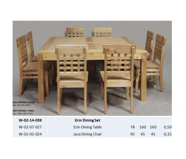 Erin Dining Table