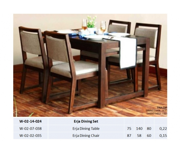 Erja Dining Set