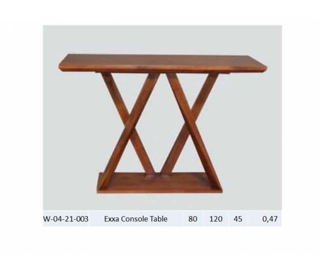 Exxa Console Table