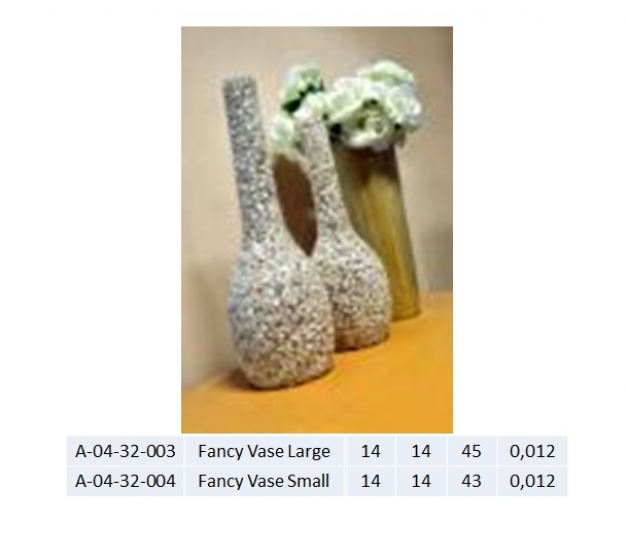 Fancy Vase Small