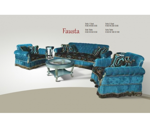 Fausta Sofa 1 Seater