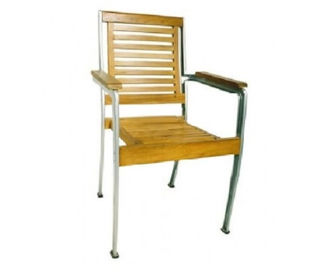 GENTHO STACKING CHAIR