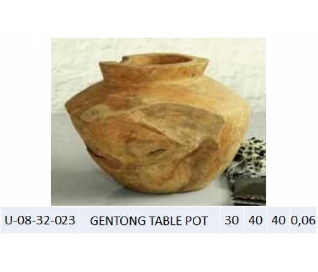 GENTONG TABLE POT