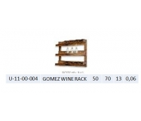 GOMEZ WINE RACK