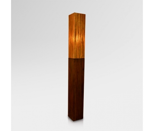Gracia with cocostick Floor Lamp Small