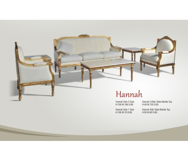 Hannah Side Table