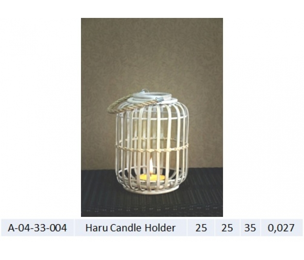 Haru Candle Holder